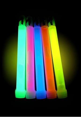 6 inch Glowsticks
