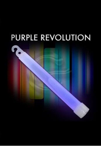 purple glow stocks