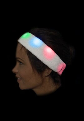 LED Light Up Headband