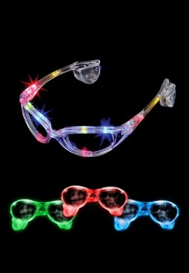 LED Sunglasses (6 Pack)