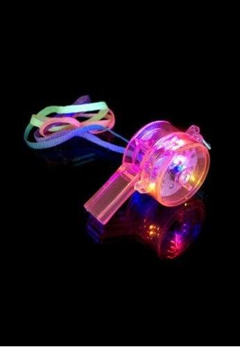 LED Light Up Whistle