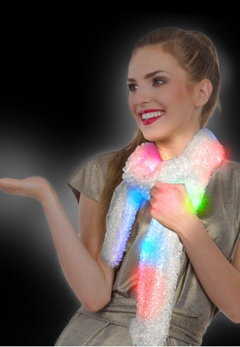 LED Light Up Scarf