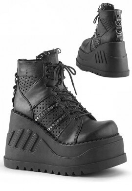 Stomp-12 Ankle Boots