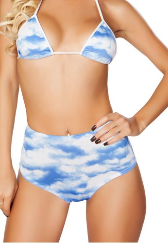 Cloud High Waisted Shorts