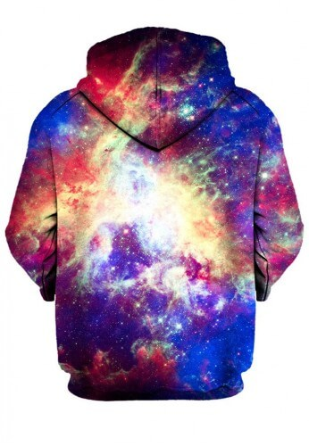 Astro Kitty Hoodie