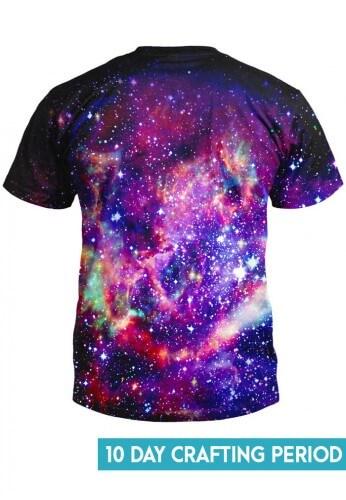Pandas UFO Bacon T-Shirt