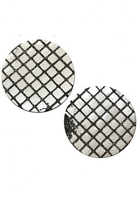 Disco Ball Pasties