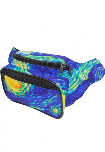 Starry Night Fanny Pack