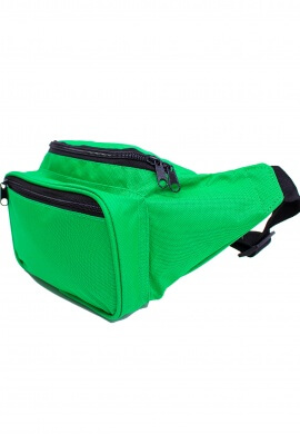 Neon Green Fanny Pack