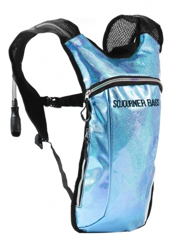Glitter Blue Hydration Pack