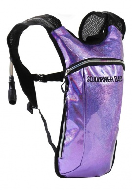 Glitter Purple Hydration Pack