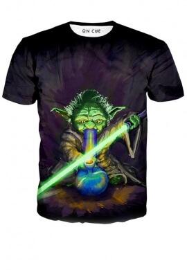 Yoda Bong T-Shirt