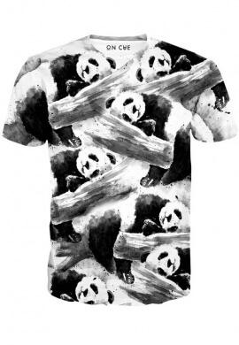 Panda Yum T-Shirt