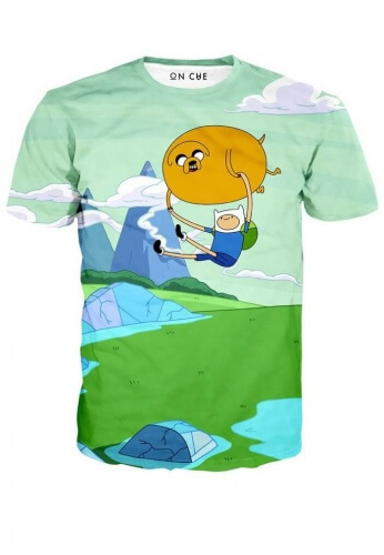 Adventure Time Balloon T-Shirt