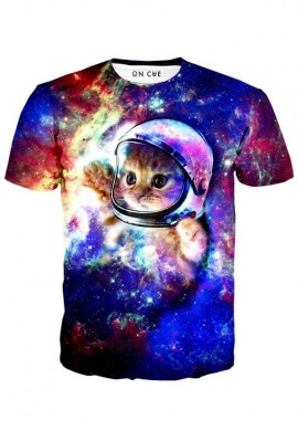 Astrokitty T-Shirt