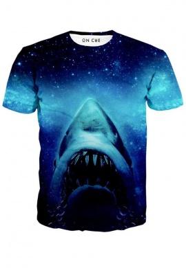 Galactic Shark T-Shirt