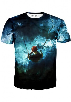 Travel Is Dangerous T-Shirt
