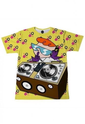 Dexter DJ T-Shirt
