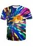 Vortex Cat T-Shirt