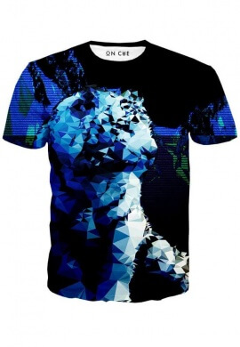 Ice Lion T-Shirt