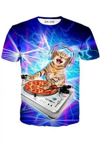 DJ Paws T-Shirt