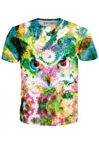 Third Owl T-Shirt