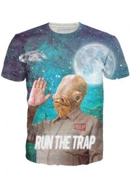 Admiral Ackbar Trap T-Shirt