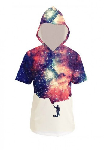 Painting The Universe Hoodie T-Shirt