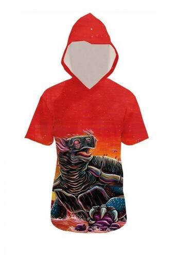 Giant Turtle Hoodie T-Shirt