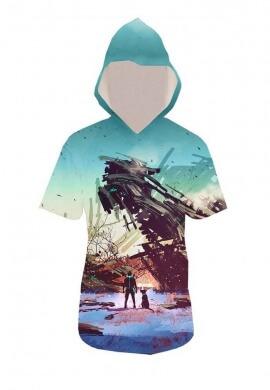 No Escape Hoodie T-Shirt