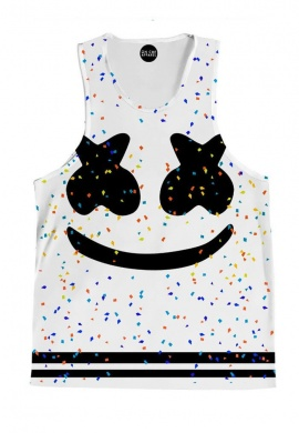 Marshmello Tank Top