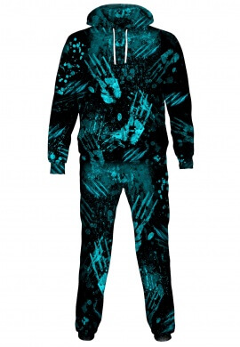 Blue Blood Onesie