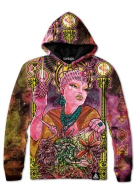 Queen of the Cosmosis Hoodie