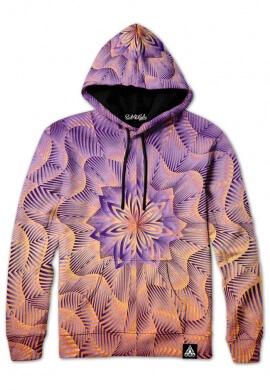 Lavender Flow Hoodie