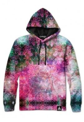 Pineal Metatron Galaxy Hoodie