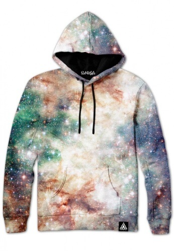 Novacane Galaxy Hoodie