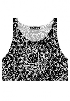 Imaginatrix Crop Top