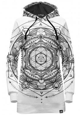 Esoteric Hoodie Dress