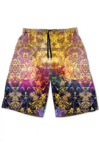 Pineal Metatron Shorts