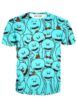Mr. Meeseeks T-Shirt