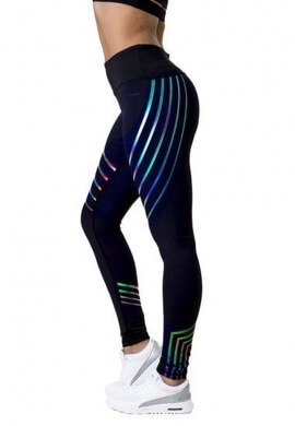 Holographic Luma Leggings