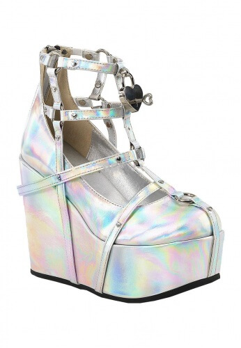 Demonia Holographic Poison Wedge