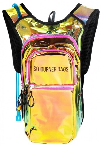 Laser Holographic Medium Hydration Bag