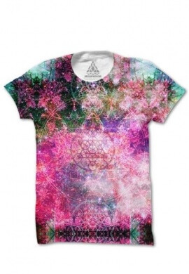 Pineal Metatron Galaxy TShirt