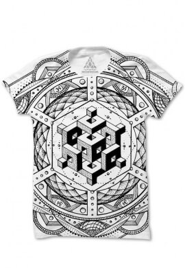 Isometric Reality Shirt