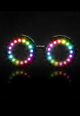 Pixel Pro Programmable LED Glasses