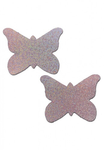 Lilac Butterfly Pasties