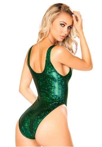 Emerald Tank Bodysuit