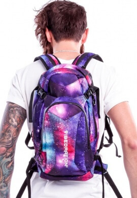 Backstage Galaxy Hydration Pack