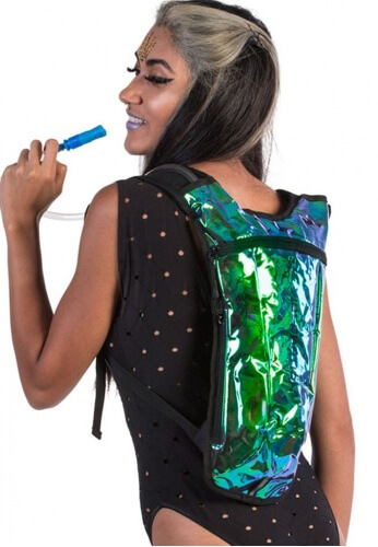 GA Iridescent Hydration Pack